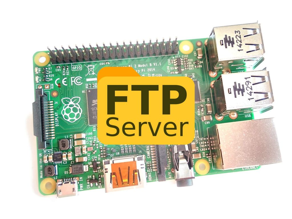 How to Set up an FTP Server on the Raspberry Pi? - Techy Bugz