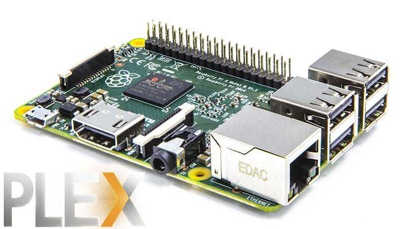 Raspberry Pi Plex Server