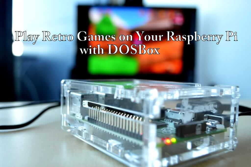 Raspberry Pi Retro Games