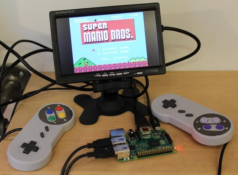 How to Play Retro Games on the Raspberry Pi Using RetroPie
