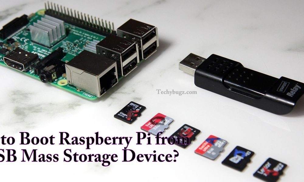 Raspberry Boot Usb
