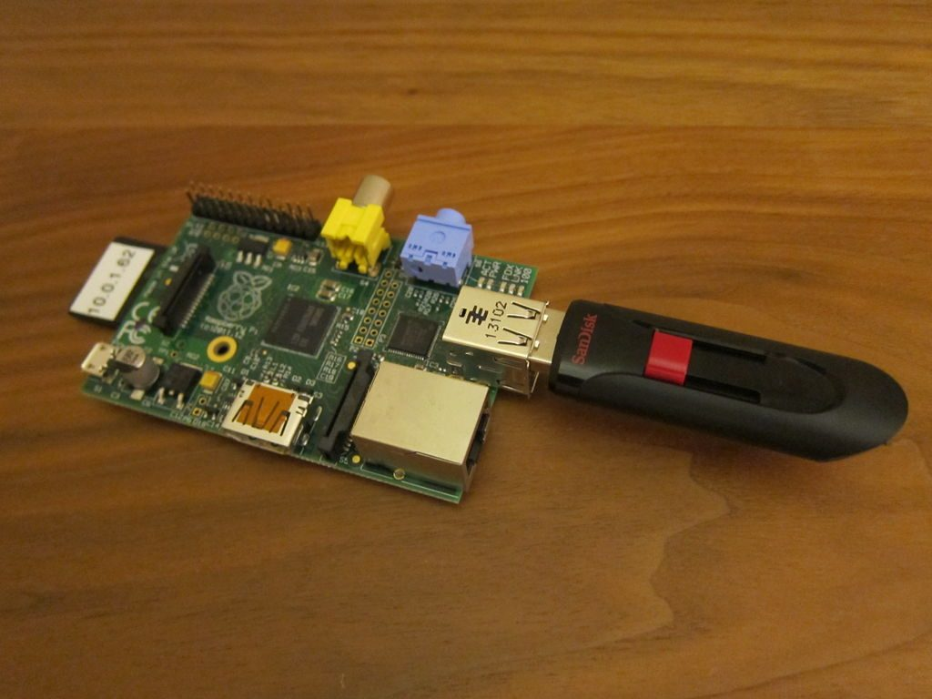 Raspberry Pi USB Boot