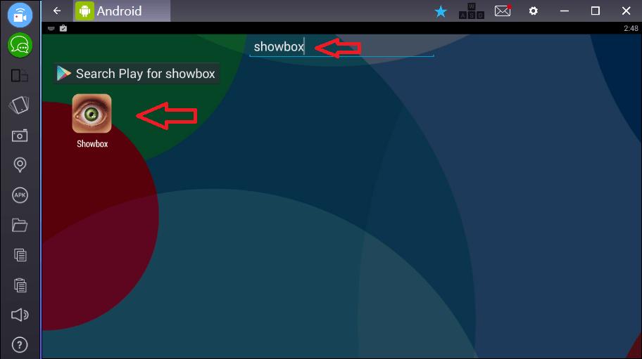 Launch Showbox