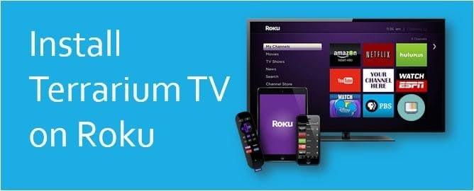 Terrarium TV Risks - How to Install Terrarium TV on Roku