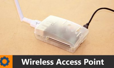 Raspberry Pi Wireless Access Point