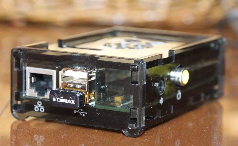 Raspberry Pi Wireless Access Point