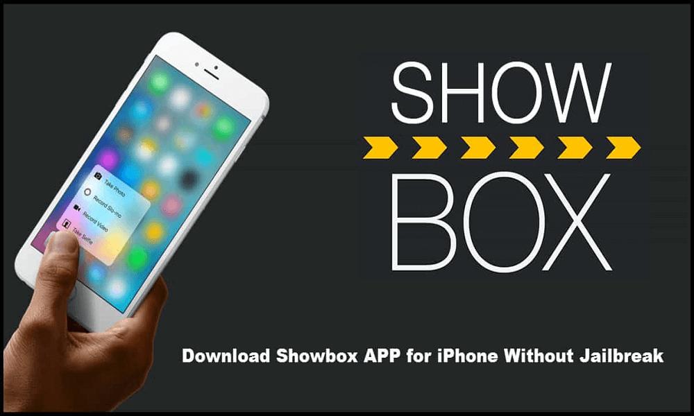 install showbox on ipad without jailbreak