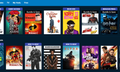 Vudu Redeem - Get Digital Copy of Your Movies - Techy Bugz