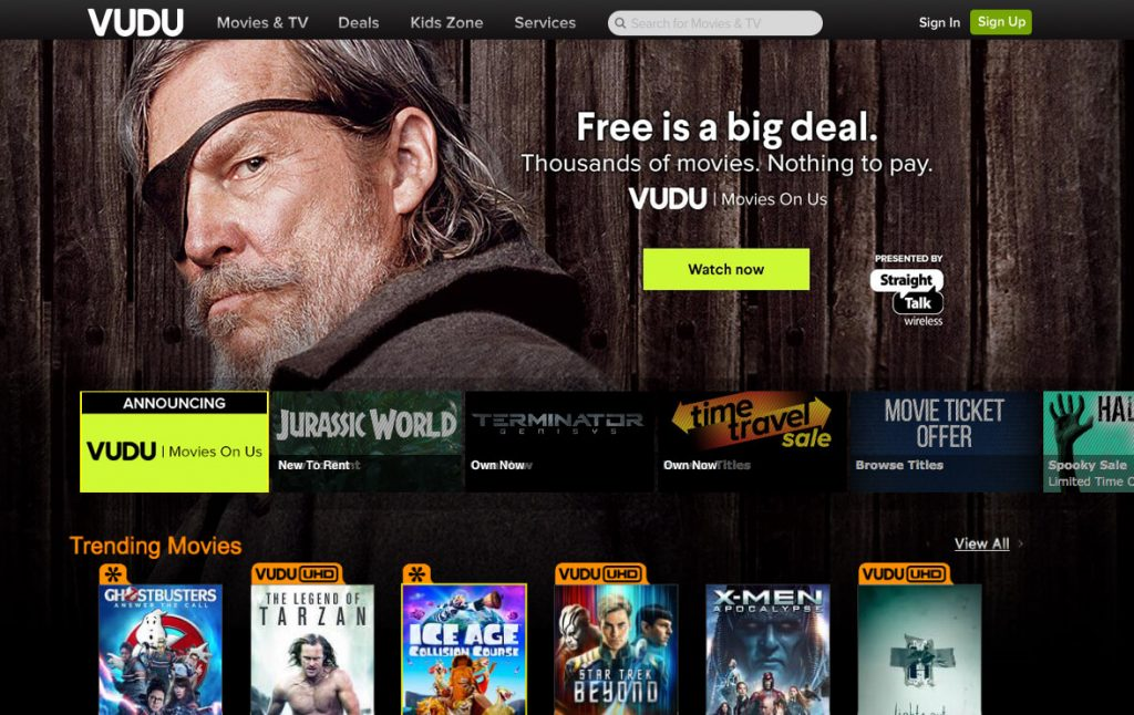 Vudu Sign In - How to Sign In / Sign Up Vudu? - Techy Bugz