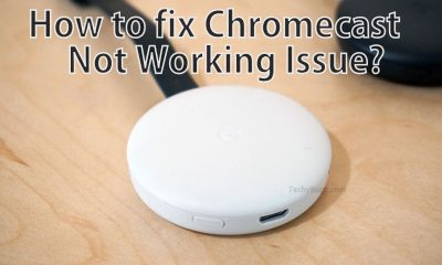 Chromecast Not Working