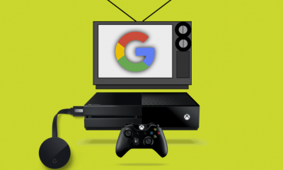 Chromecast on Xbox One