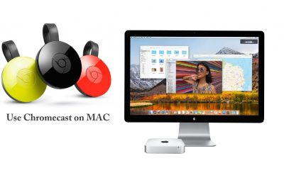 Chromecast on MAC