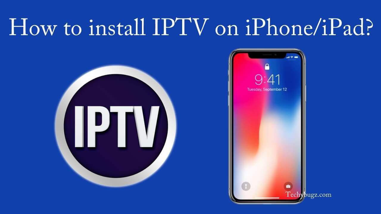 IPTV on iPad