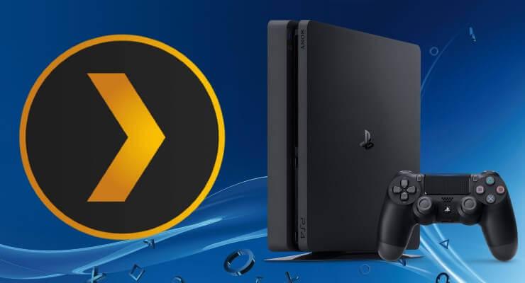 Plex on PS4