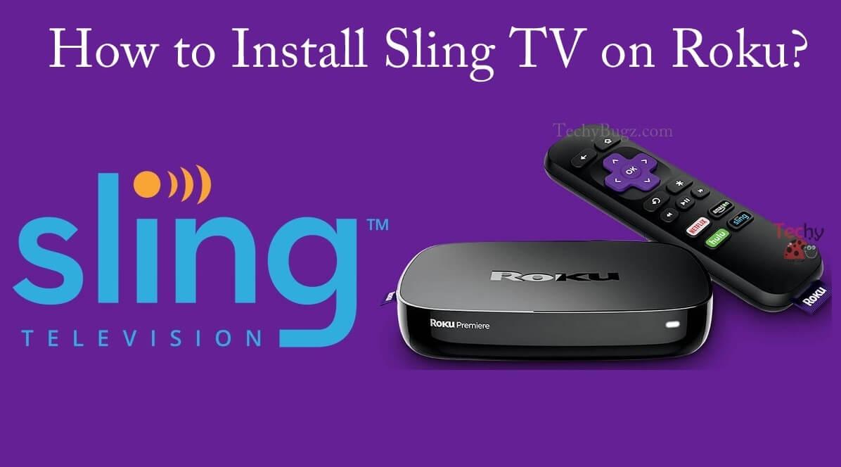 Sling TV on Roku