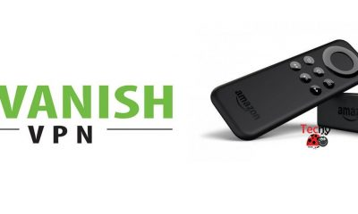 IPVanish on Firestick