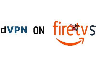 NordVPN on Firestick