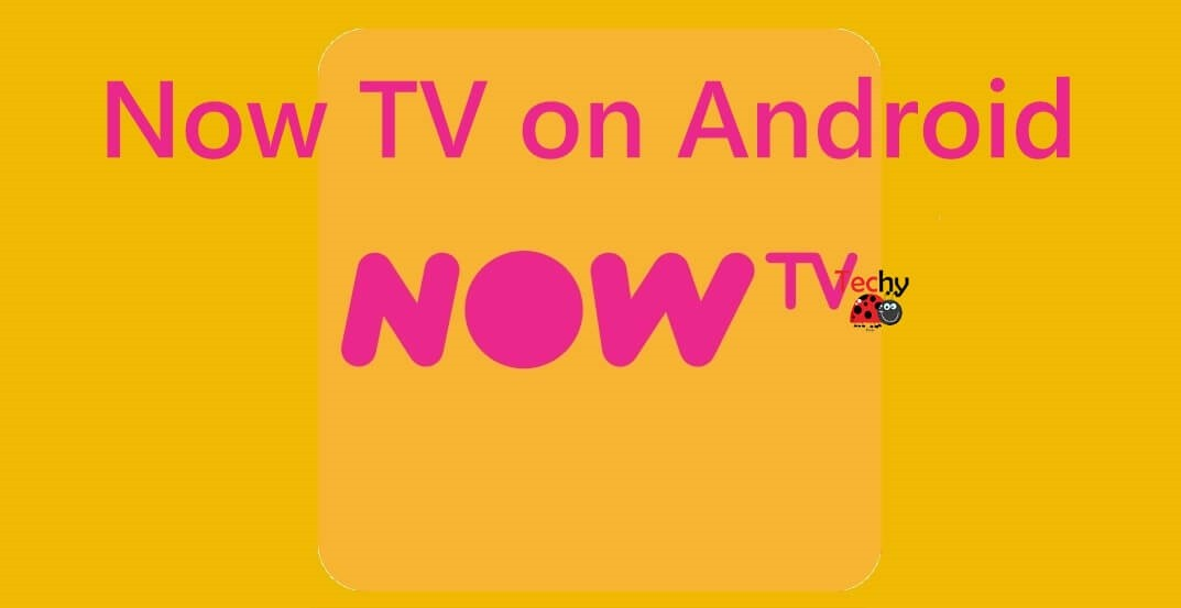 Now TV on Android