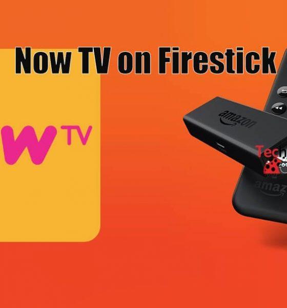 Now TV on Firestick