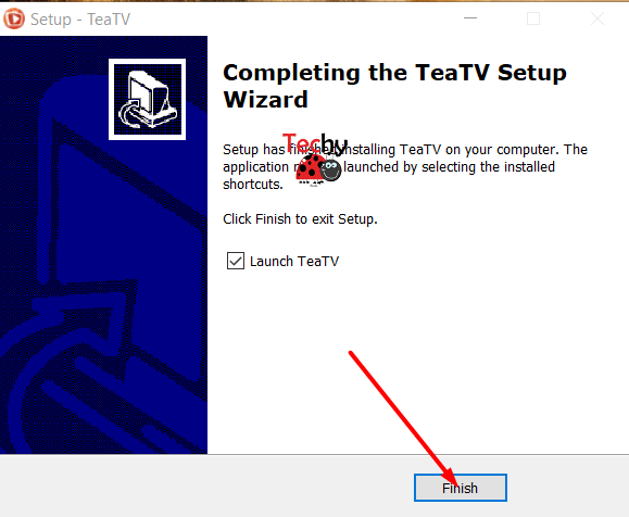 TeaTV for Windows