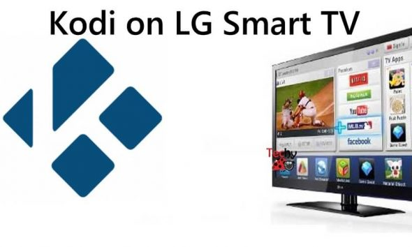 Kodi on LG Smart TV