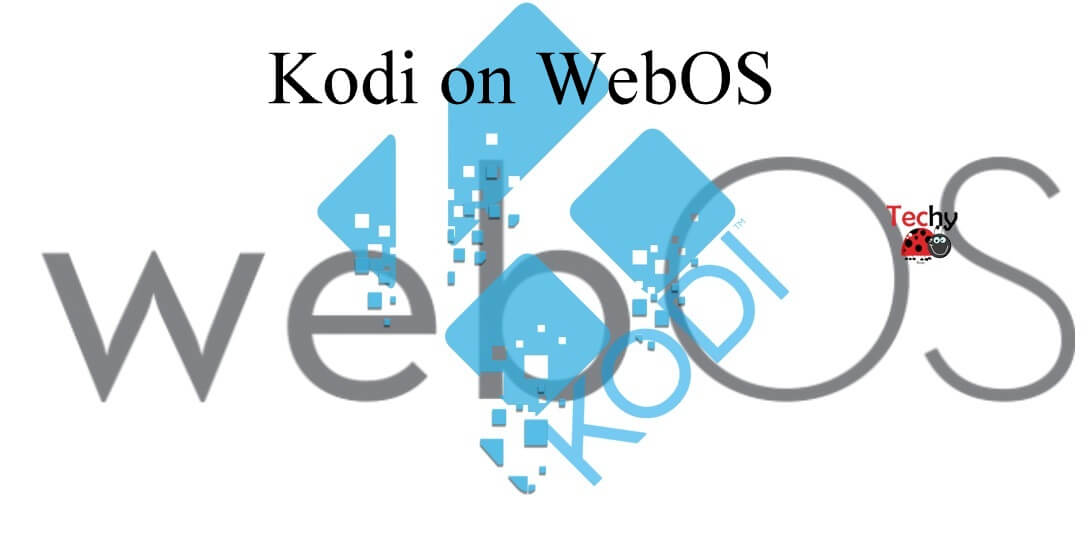 Kodi on WebOS