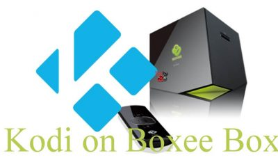 Kodi on Boxee Box