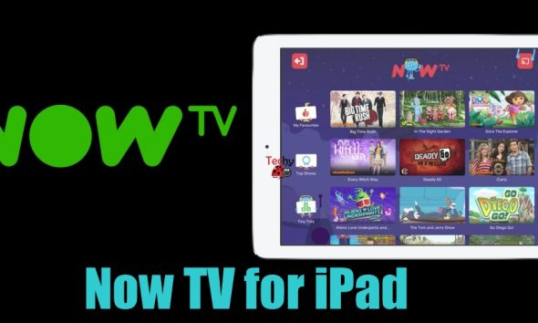 Now TV for iPad