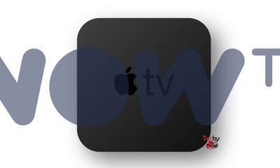 Now TV on Apple TV