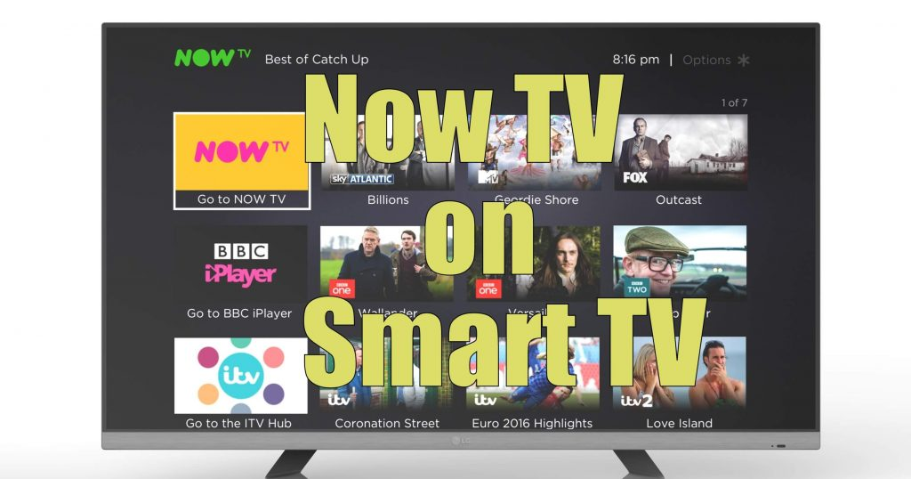 Now TV on Smart TV