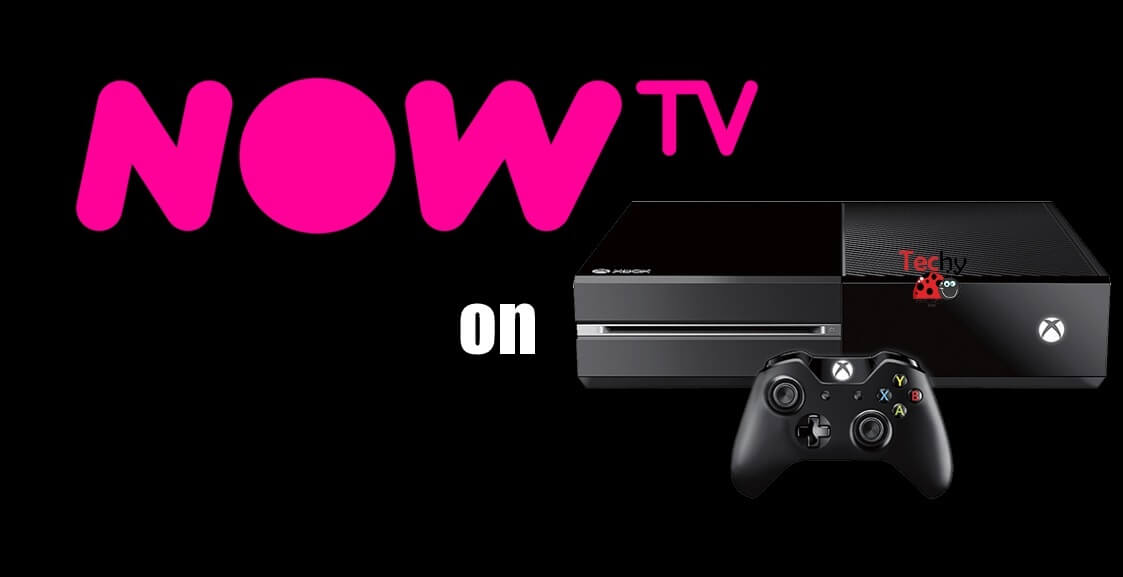Now TV on Xbox One