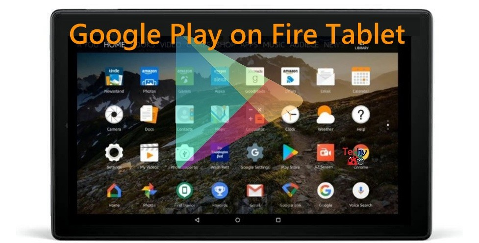 install google play services on amazon fire stick