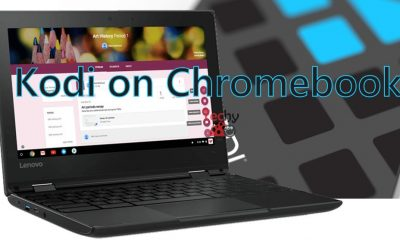 Kodi on Chromebook
