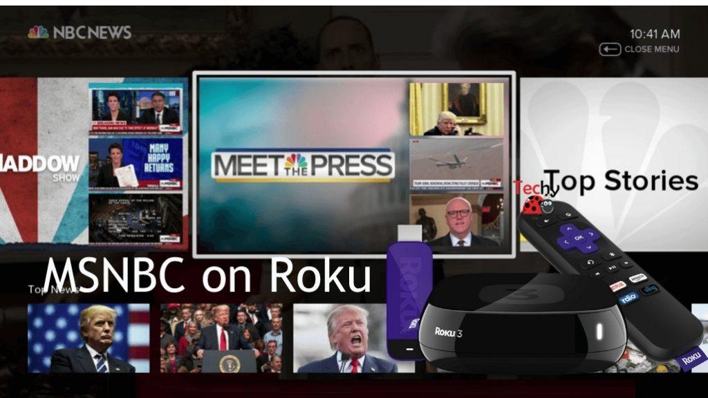 MSNBC on Roku