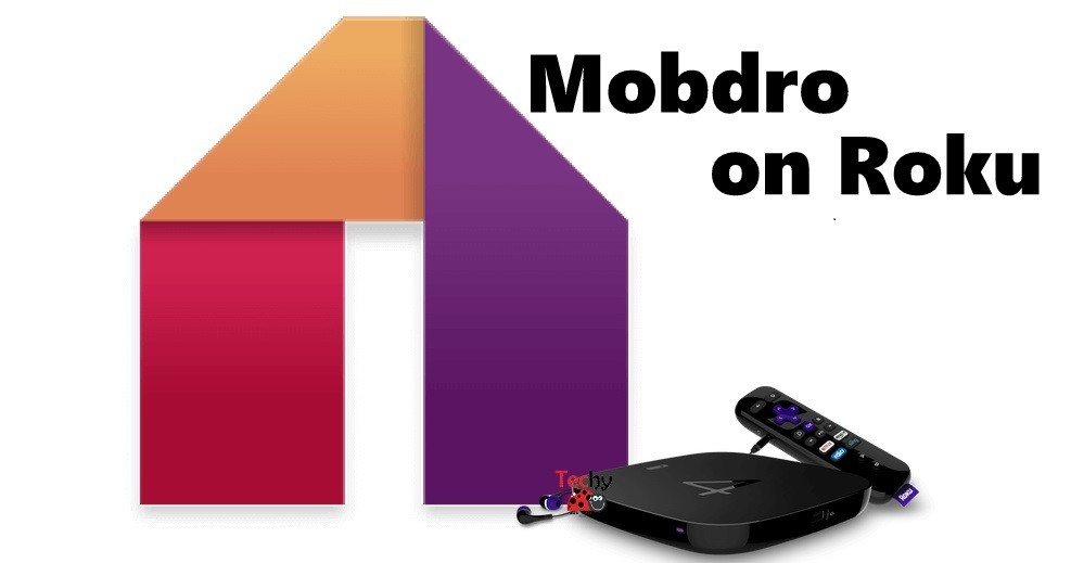 Mobdro on Roku