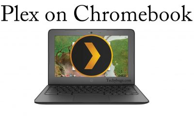 Plex on Chromebook