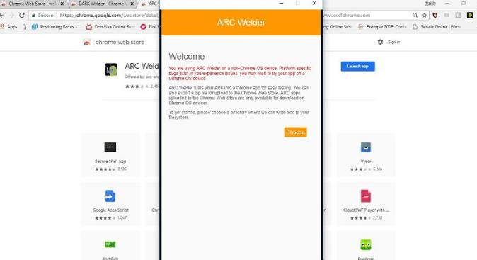 How to Install Arc Welder on Google Chrome - Techy Bugz