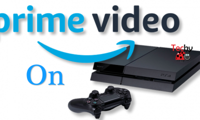Amazon Prime on PS3 & PS4