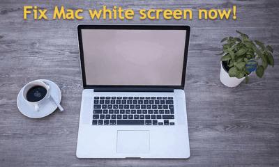 Fix Mac White Screen