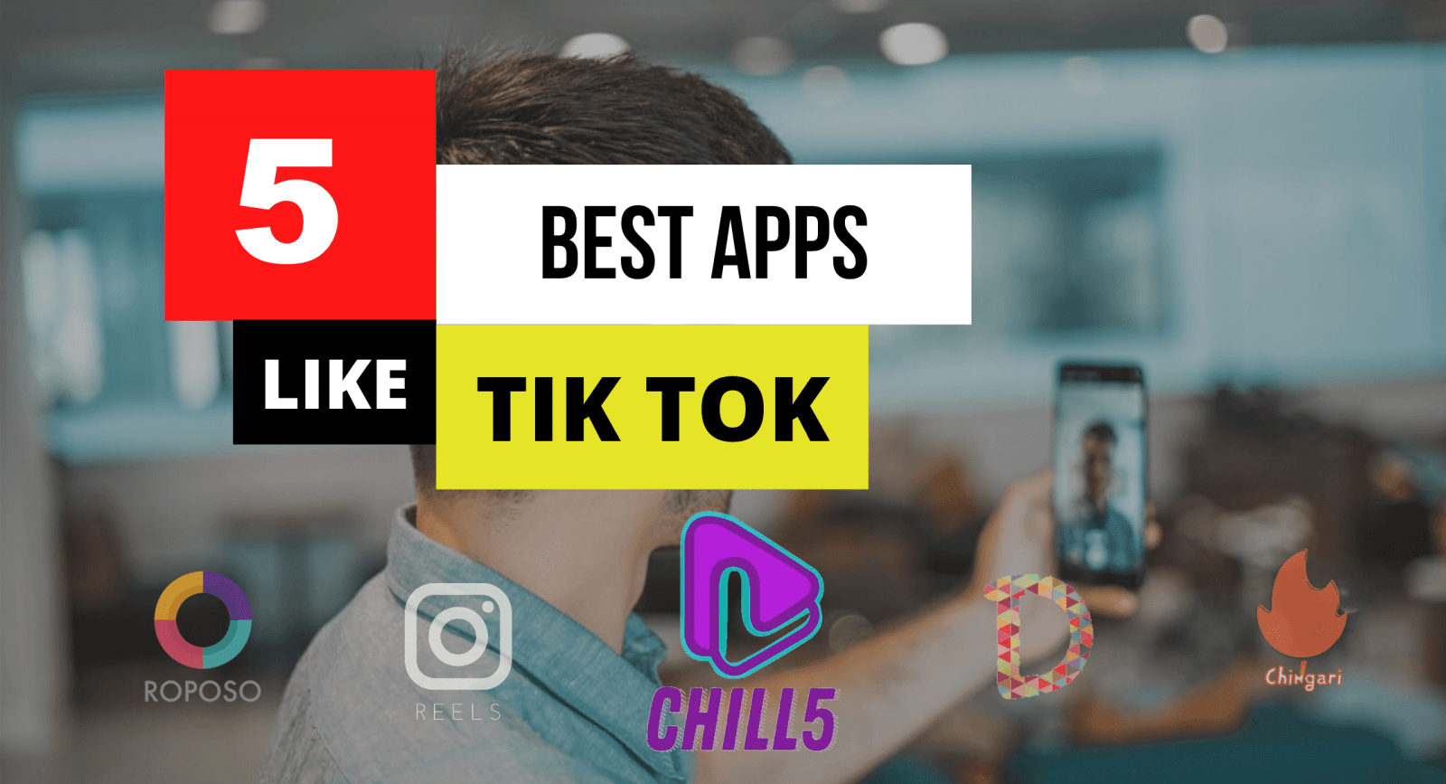 TIkTok alternative chill5